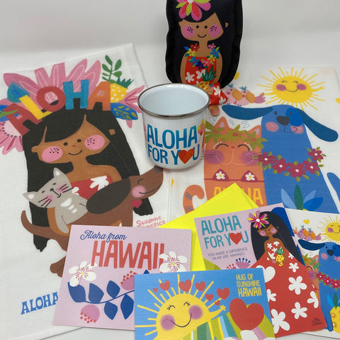 GIFT BOX - ALOHA FOR YOU ❤️