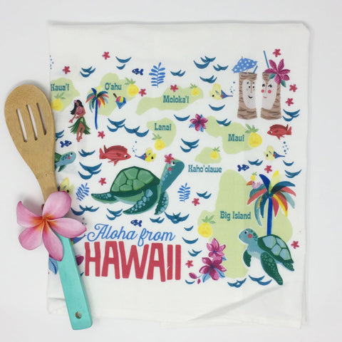 ISLANDS kitchen towel