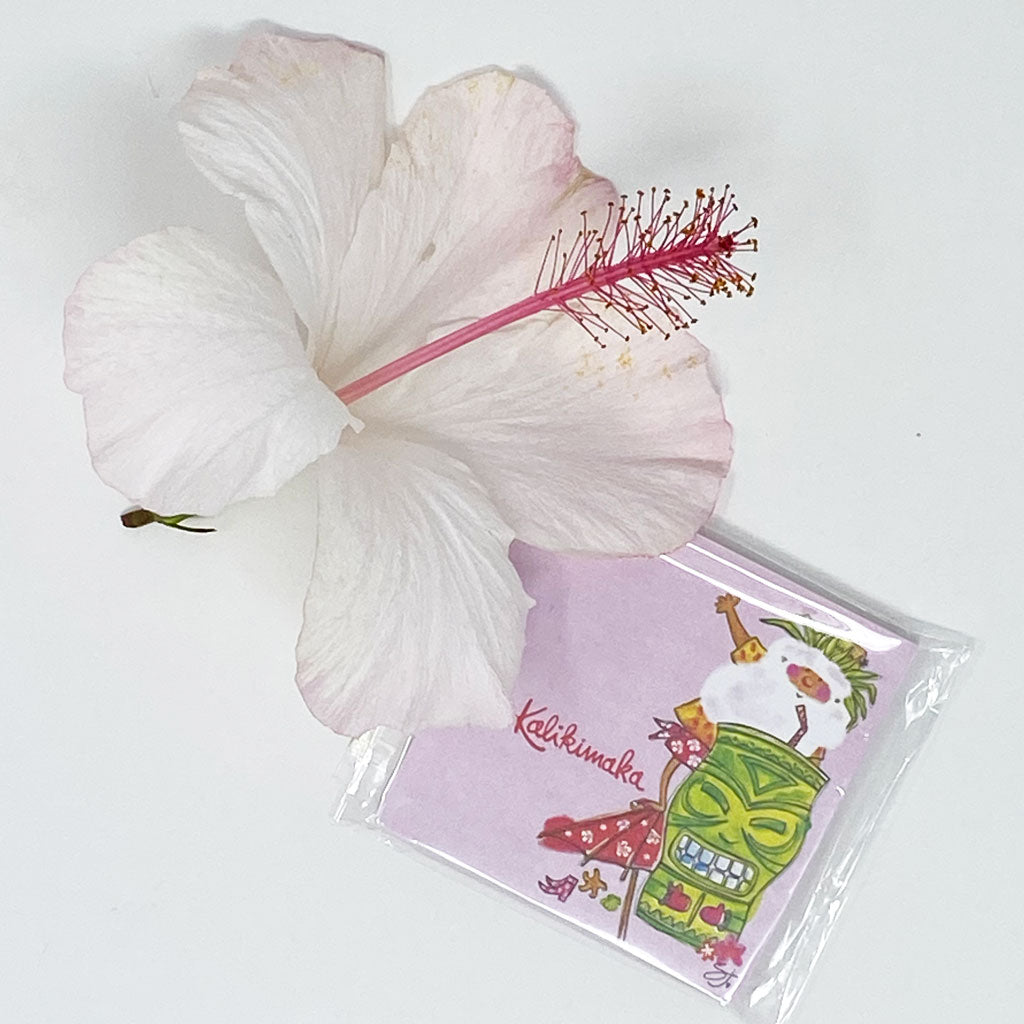 Copy of STICKY NOTES PAD - Santa Mai Tai