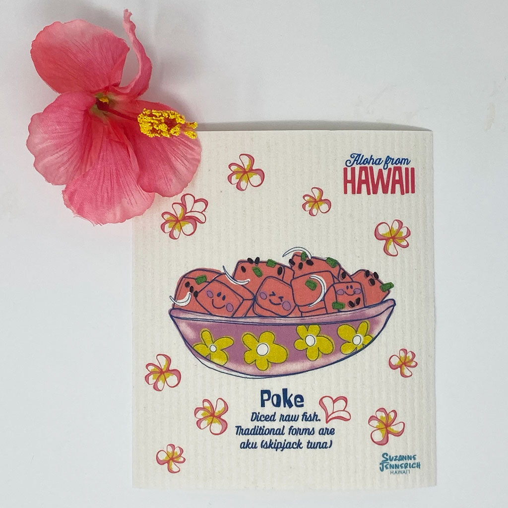 SWEDISH DISHCLOTH - Poke