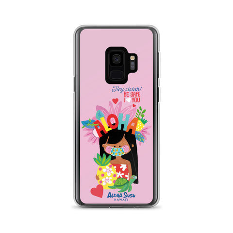 Hey sistah. Samsung phone case