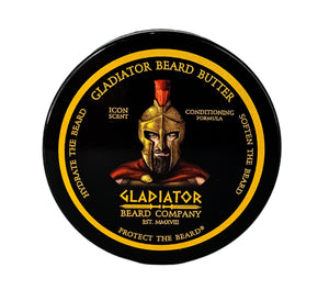 Gladiator Beard Butter - Icon Scent