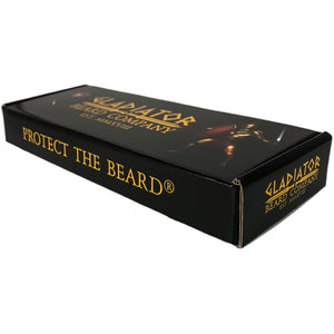 Gladiator Beard Balm Box Set