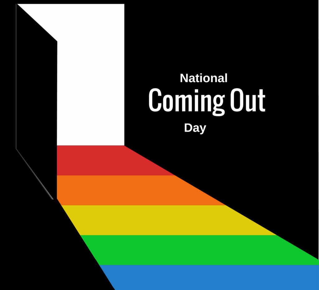 National Coming Out Day: Scotty & Kae