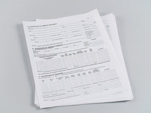 Embryo Data Form