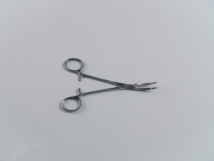 Forceps - Curved