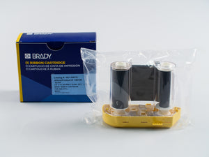 Black Ribbon for Brady BMP61 printer