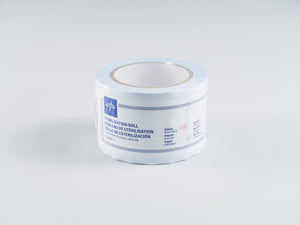 Sterilization tubing - 3 inch wide roll