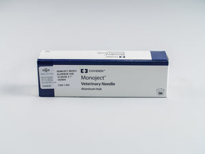Monoject Veterinary Needles - 16 ga x 1 inch