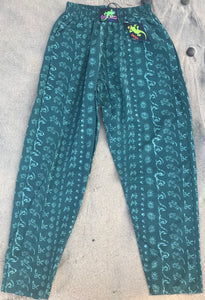 Wave Beach Pants Green