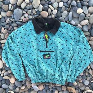 Mini Gecko Windbreaker Mint Green