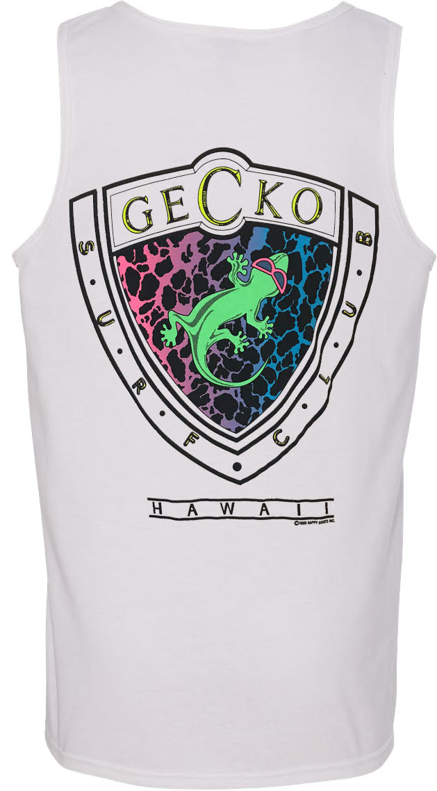 Gecko Surf Club Tank