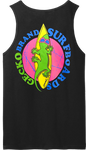 Gecko Surfboards Tank