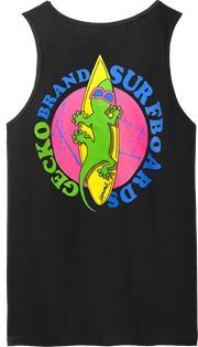 Gecko Surfboards Tank top.