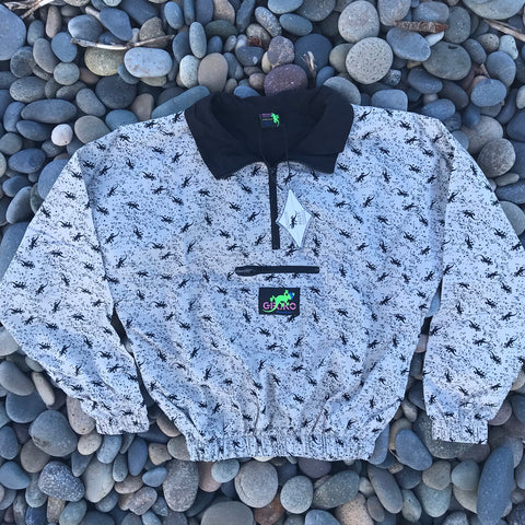 Mini Gecko Windbreaker White