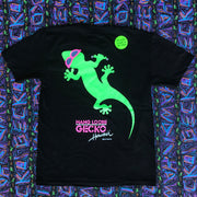 Gecko Hang Loose Kids Tee Black