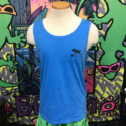 Gecko Surfari Limited Edition Pigment Dyed Tank Top