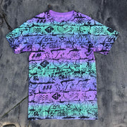 Purple/Mint Tie Dye