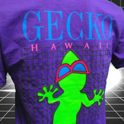 Gecko Grid - 80s Deep Purple Secret Shirt