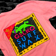 Gecko Surf Wax HYPERFLASH: Pink to White