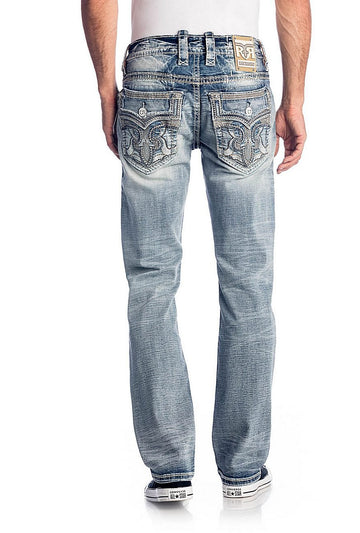 Rock Revival Straight, 32 Inseam Extended Sizes