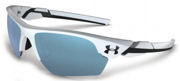 Under Armour Windup Satin Carbon / Baseball Tuned Lens