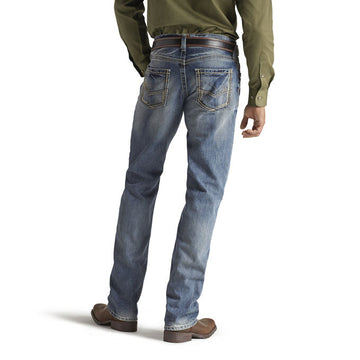 M5 Slim Gambler Stackable Straight Leg Jean