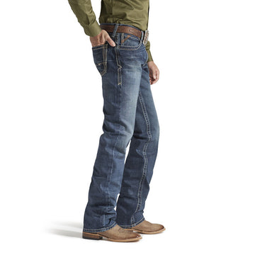 M5 Slim Boundary Stackable Straight Leg Jean 10014010