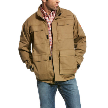 HOOEY - Canvas Stretch Jacket