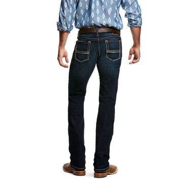 M7 Rocker Concord Stretch Stackable Straight Leg Jean 10026681