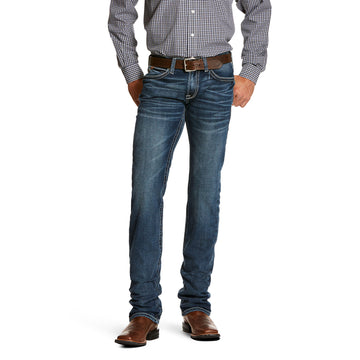 M7 Rocker Stretch Coltrane Stackable Straight Leg Jean 10027748