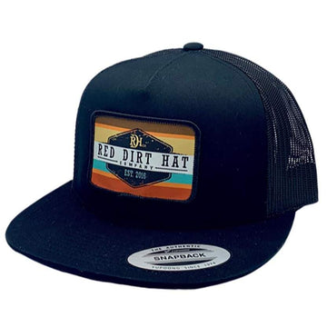 Army Sunset Black Cap