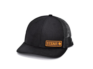 Texas Native Curved Trucker