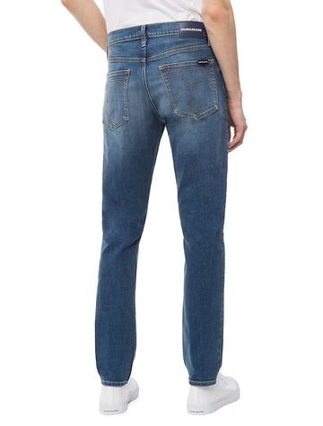 Calvin Klein Slim Houston Mid Blue Jeans
