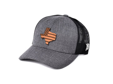 The 28 Rogue Curved Trucker