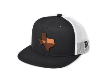 Texas 28 Curved Trucker