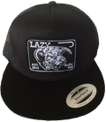 "Black Elevation Hereford Patch Cap (4"")"