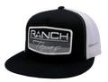 Ranch Texas Black White