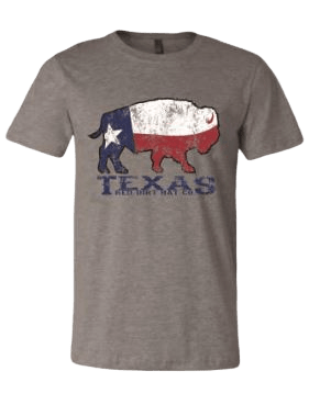 Texas Buffalo T-Shirt