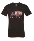 Usa Buffalo T-shirt