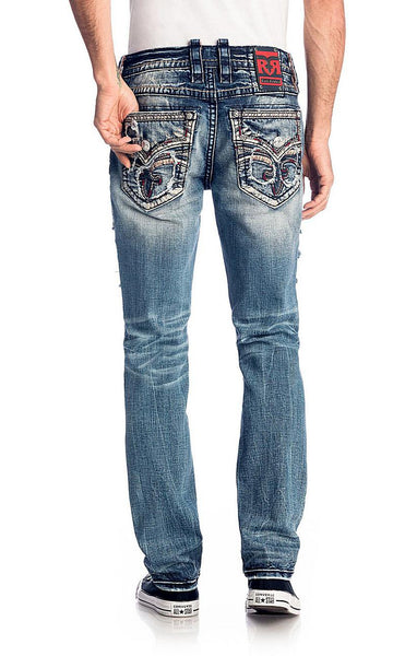 Rock Revival Alt Straight 32 Inseam Extended Sizes