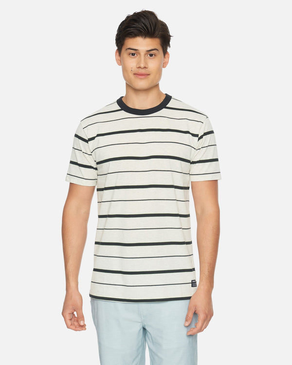 Dri-FIT Harvey Stripe Patch Short Sleeve