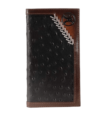 Western Mens Wallet Rodeo Roughy from Hooey