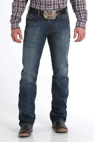 Men's Slim Fit Ian Jean - Dark Stone