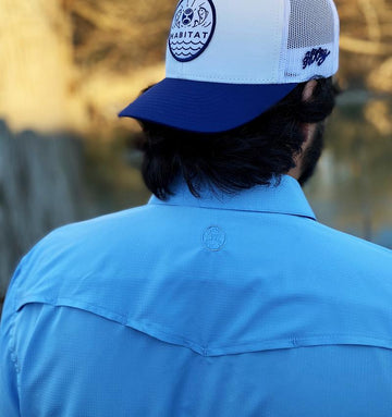 Sol Blue Long Sleeve