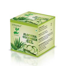 Load image into Gallery viewer, ALOEVERA CUCUMBER GEL - 100% Pure Natural Gel
