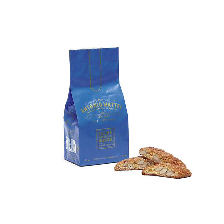 Classic Almond Cantucci Biscuits - 125 g