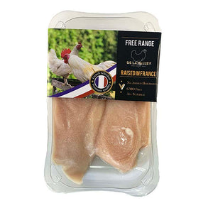FRENCH FREE RANGE WHITE CHICKEN BREST - 260G