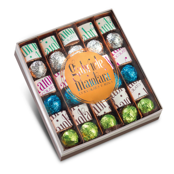 Pearls and Creams Chocolate box 30 pcs - 250g
