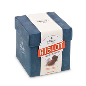 Riblot Truffle Dark, Gianduja and White Chocolate - 150g
